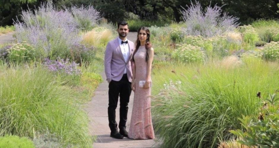 Mariage de Nadia Murad