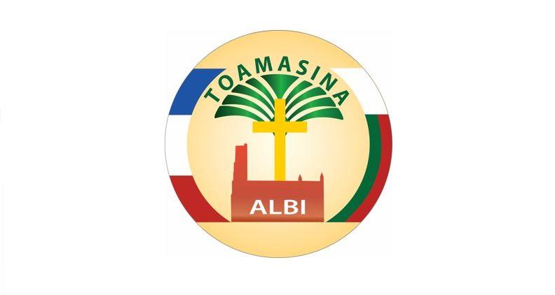 Logo du Jumalage diocésain Albi-Tamatave