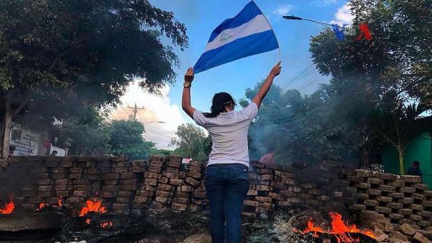 Nicaragua_Manifestation_janvier2018