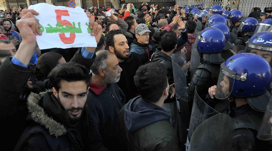 Troubles_Algérie_2019 - Algérie : les protestations vont se poursuivre !