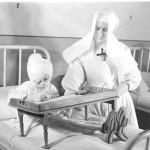 Religieuse infirmière