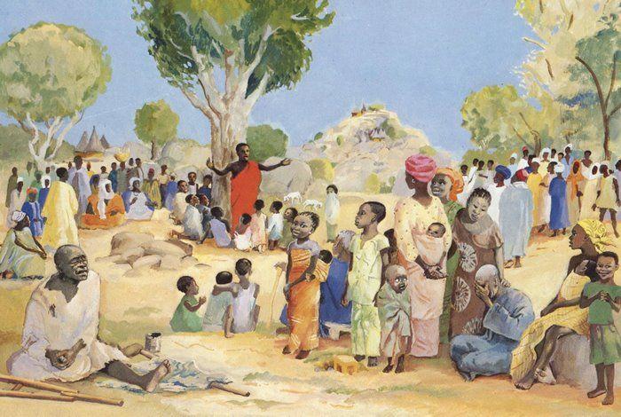 Évêques du Cameroun : non à la sorcellerie. Jésus Mafa, les béatitudes, le sermon sur la montagne.
