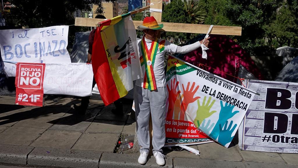 Bolivie : après Evo Morales. Manifestations en Bolivie