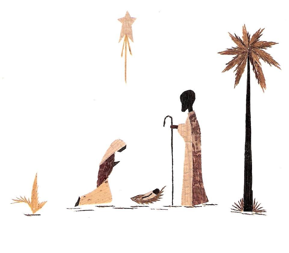 2019.12.23_Afrique_Tchad_Creche-Noel. Noël 2019 : le Tchad que nous voulons