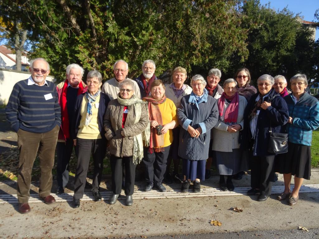 2019_Session-Bienvenue_Participants. Les participants à la session Bienvenue, novembre 2019, Chevilly-Larue