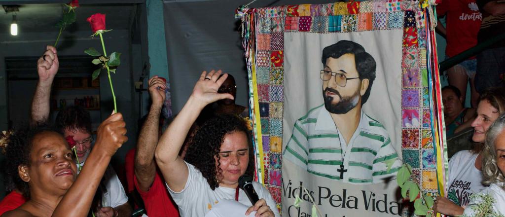 Ceremonies-a-la-memoire-du-pere-gabriel-Maire. Brésil – Jura : Gaby Maire 30 ans après