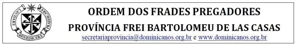 Message des Dominicains du Brésil
