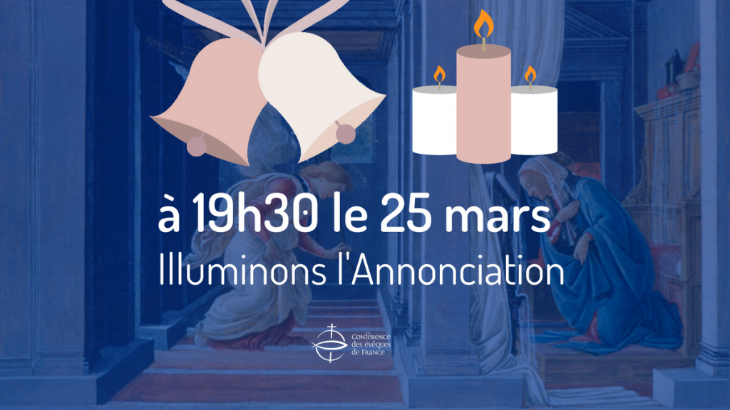 Illuminons l'Annonciation 2. Solidarité