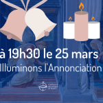 Illuminons l'Annonciation 2