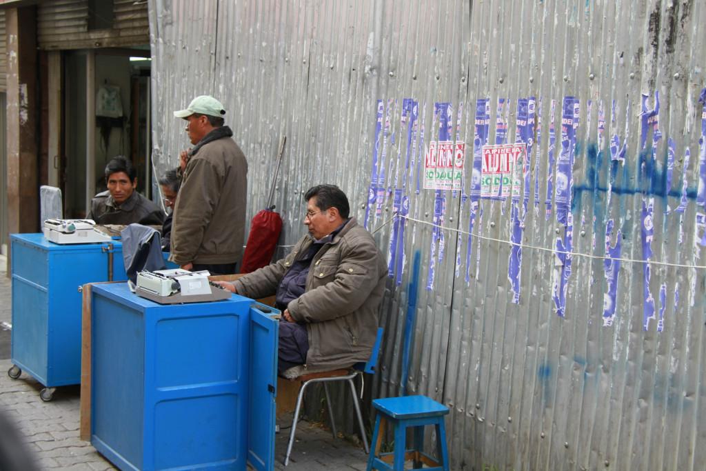 2020.05.21_Bolivie-confinement_LaPaz. Confinement en Bolivie