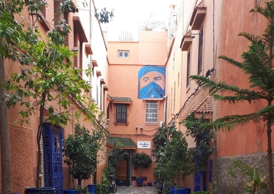 Maroc5. Maroc confinement à Taroudannt