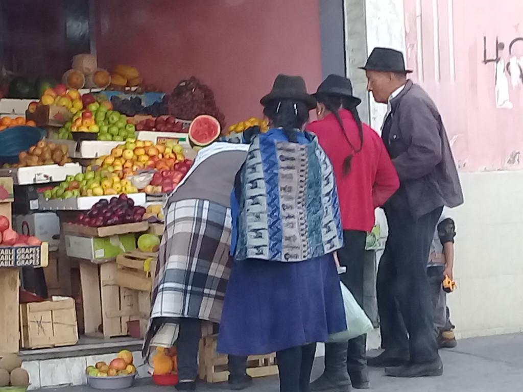 Riobamba. Échos de l' Équateur en confinement