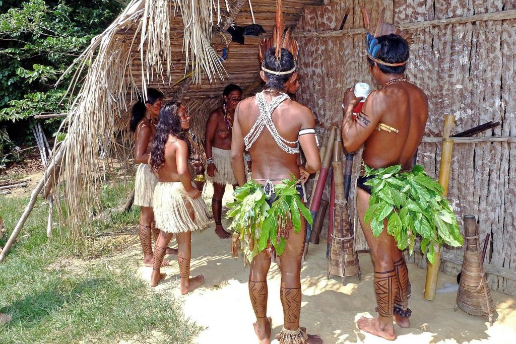 amazon-indians-69589_1920. L'Amazonie face à la pandémie