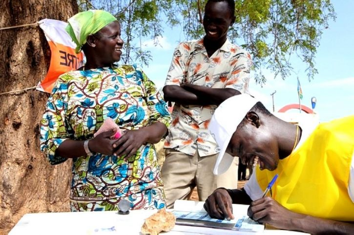 Campagne d'inscription sur les listes électorales pour voter au référendum. Soudan : réforme du code pénal